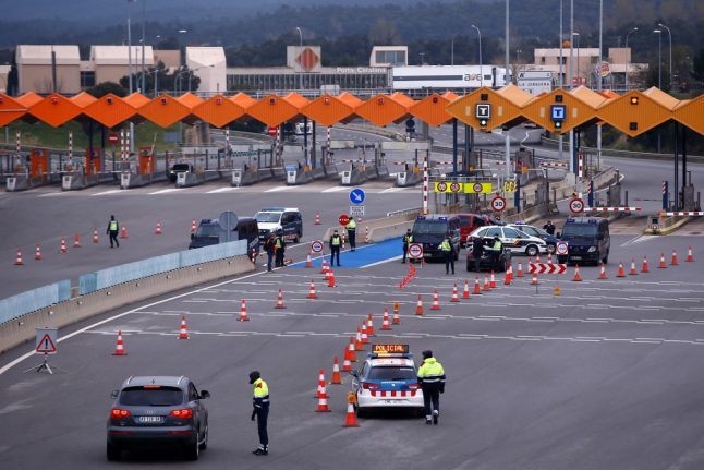 U-Turn: Spain to delay reopening up land border with France