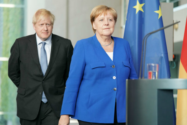 Brexit: What Brits in Germany need to know about the law to guarantee residency
