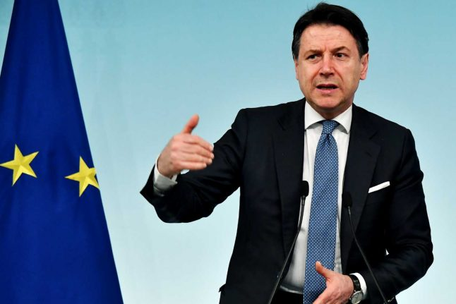 Coronavirus crisis 'strengthens' Italian PM Conte at home and abroad