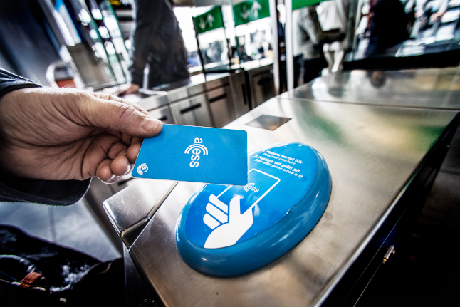 Your ticket, please! Stockholm resumes crackdown on metro fare dodgers
