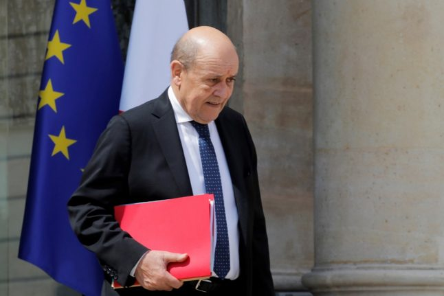 France's foreign minister 'not sure the UK understands full impact of its withdrawal from EU'