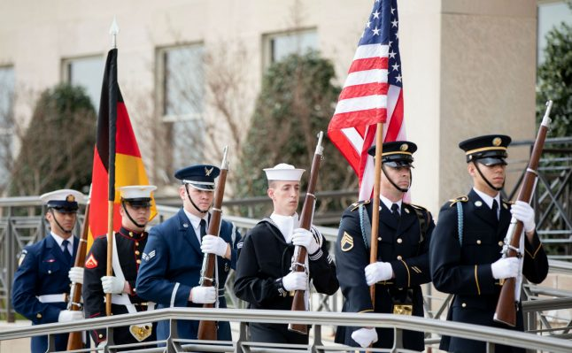Trump: US plans to move some troops from Germany to Poland