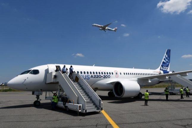 French government creates €15 billion bailout for aviation industry