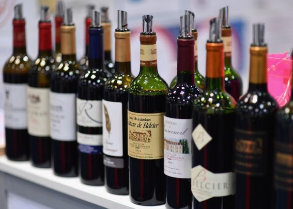 French winemakers to turn unsold wine into hand sanitiser