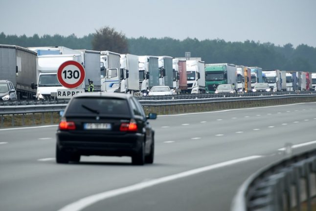 110km/h speed limit in France: Macron delays decision