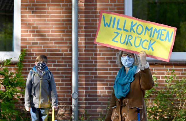 School to 'return to normal' for German kids after summer holidays