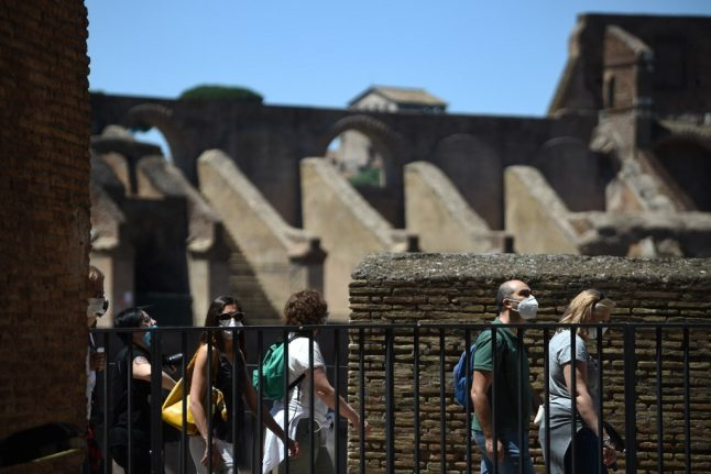 Italy's tourism industry braces for 'worst revenue slump in over 20 years'