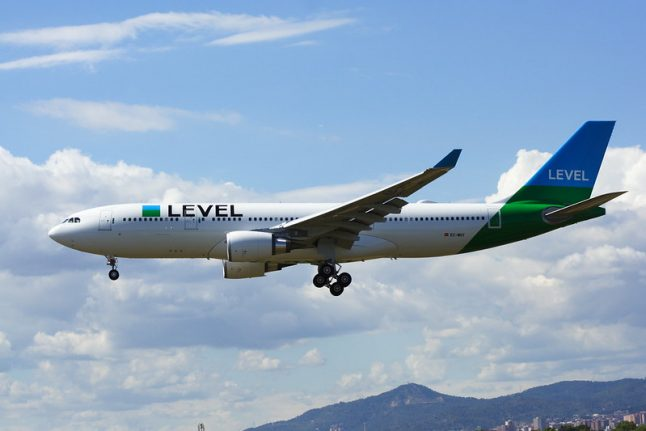 Austrian low-cost airline Level Europe files for insolvency
