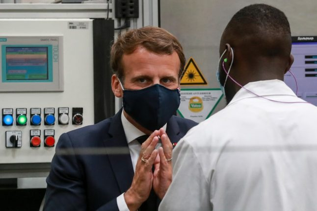 OPINION: Macron has been proved right so far - and lucky - on lifting lockdown