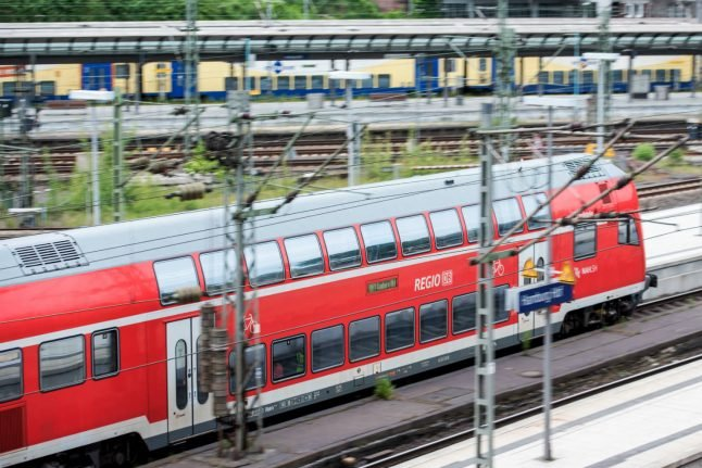 Trains to travel between major German cities every 30 minutes