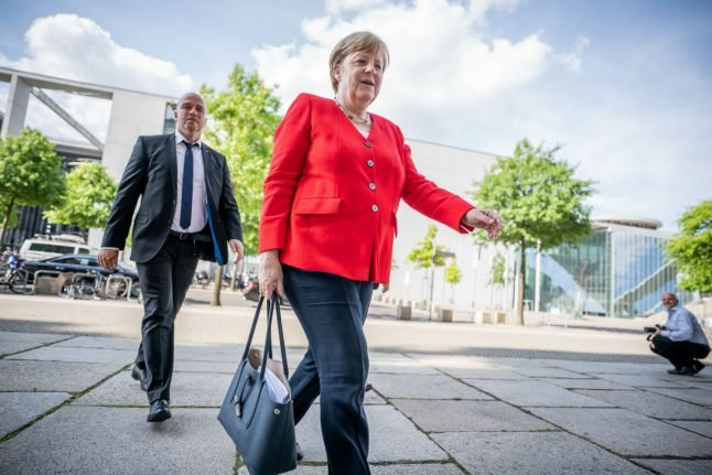 Merkel and Germany's state leaders to draw up plan on next phase of coronavirus crisis