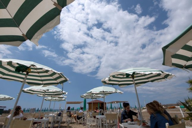 Almost half of Italians have no holiday plans this year due to coronavirus
