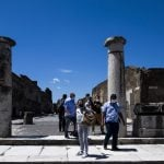Italy's tourist attractions reopen with strict rules in place