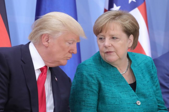 Is there hope amid the growing political rift between Germany and the US?