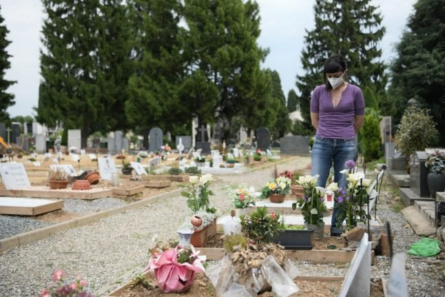'Here is the Italy that has suffered': Bergamo holds requiem for coronavirus dead