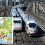 Direct link from Sicily to Brussels on proposed European ultra-rapid train network
