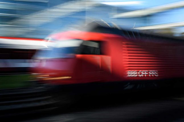 International train connections between Switzerland and Italy to start again this week