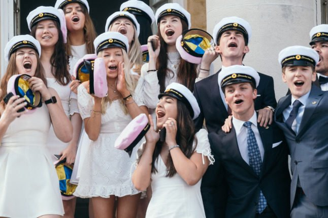 EXPLAINED: Just what are Sweden's Studenten celebrations all about?