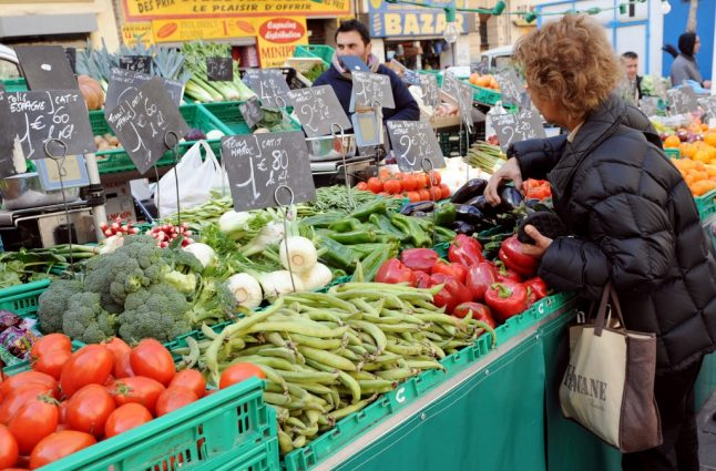 Why the price of fruit and vegetables has soared in France in 2020