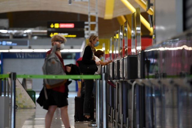 What's the latest on when Americans will be able to travel to Spain from the US?