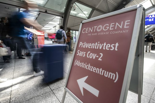 How to get tested for coronavirus at Germany's airports