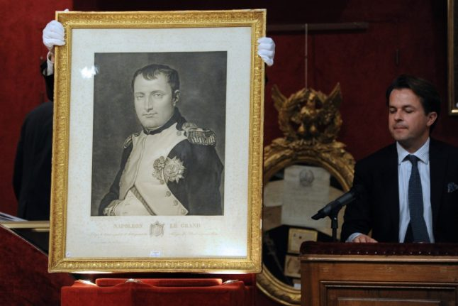 Anti-racism activists tear down statue of wife of French emperor Napoleon