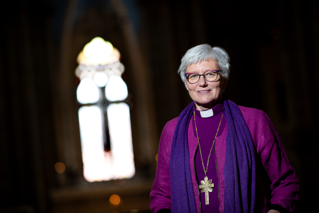 Female priests now outnumber male ones for the first time in Sweden