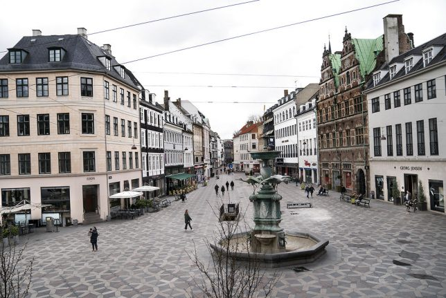 Danes rediscovered happiness after lockdown lifted