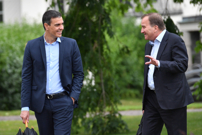 Swedish PM Stefan Löfven wants quick deal on EU recovery fund