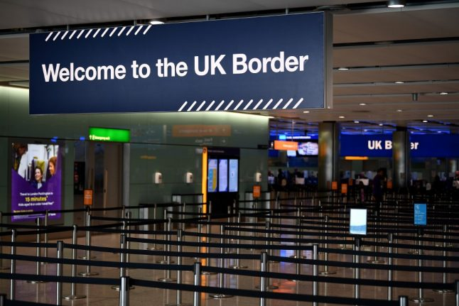 Passengers warned forms still needed for travelling to the UK from France