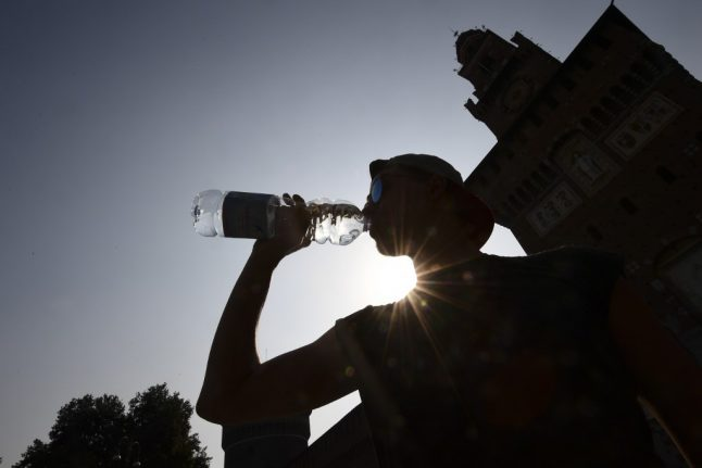 HEATWAVE: These are the hottest parts of Italy to avoid this weekend