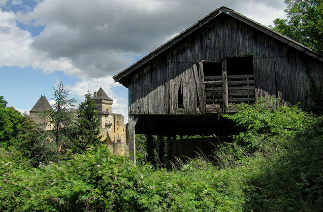French property blog: How to convert a rustic barn into your dream home
