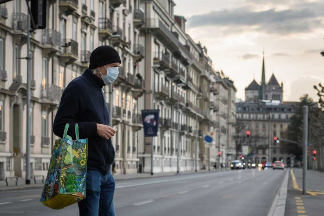 BREAKING: Masks to be compulsory in Swiss public transport from Monday