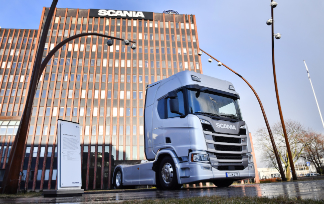Scania confirms plans to cut 5,000 jobs globally