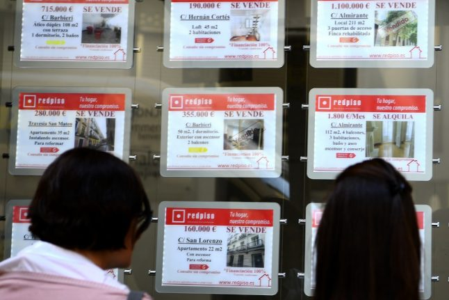 Spain extends measures to protect tenants and homeowners