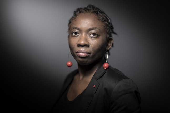 Outrage after French magazine depicts black MP as a slave