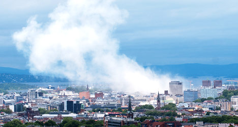 Norway set to decide on bombed government HQ