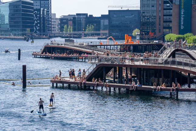 'Tropical nights' in store for Denmark as hot weather gets hotter