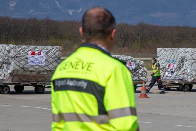 Geneva remains on Belgium's travel ban list as Vaud and Valais removed