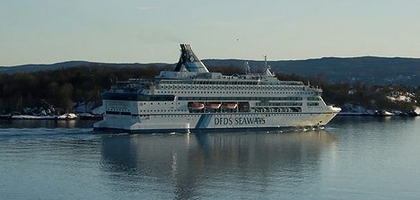 Norway-England ferry 'could make a comeback'