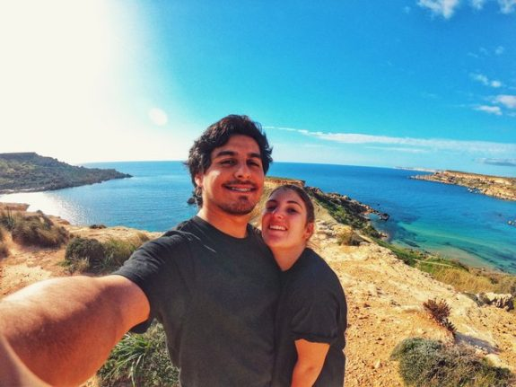 'I miss him all the time' - The long-distance couples separated by France's Covid-19 travel restrictions