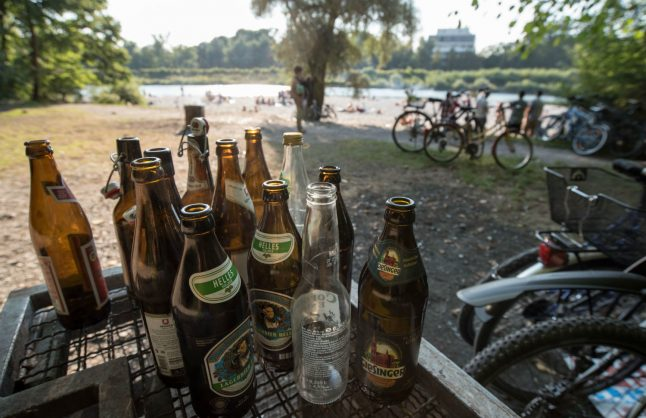 LATEST: Munich to introduce alcohol ban if coronavirus cases continue to rise
