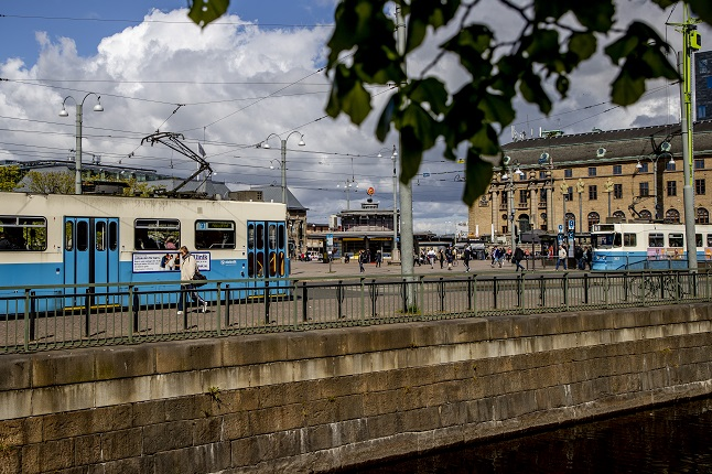 Gothenburg warns of 'serious problems' with over-crowding