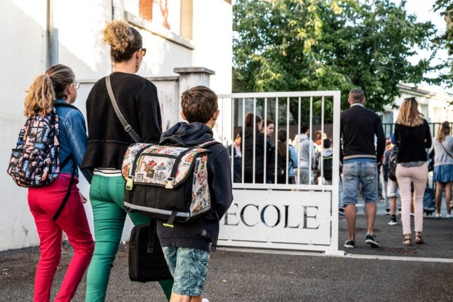 School days: The French vocabulary parents need to face la rentrée