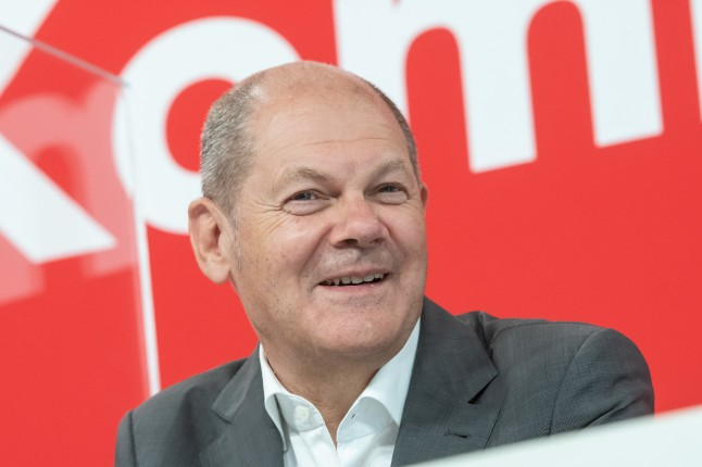 German finance minister sees 'no way back' from EU joint debt