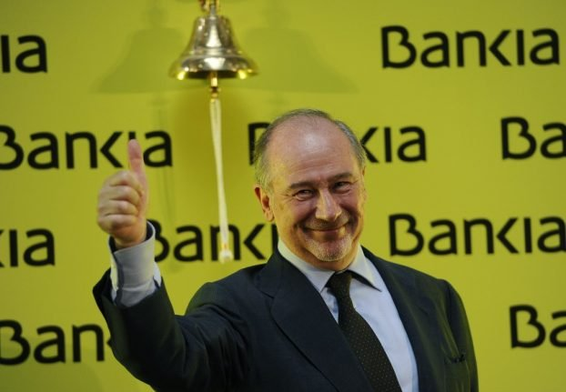 Ex-IMF chief Rato acquitted over Spain's Bankia scandal