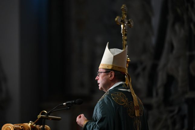German Catholic Church to pay abuse victims up to €50,000