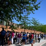 'If we didn't have the virus, we will now': Madrid teachers complain over testing debacle
