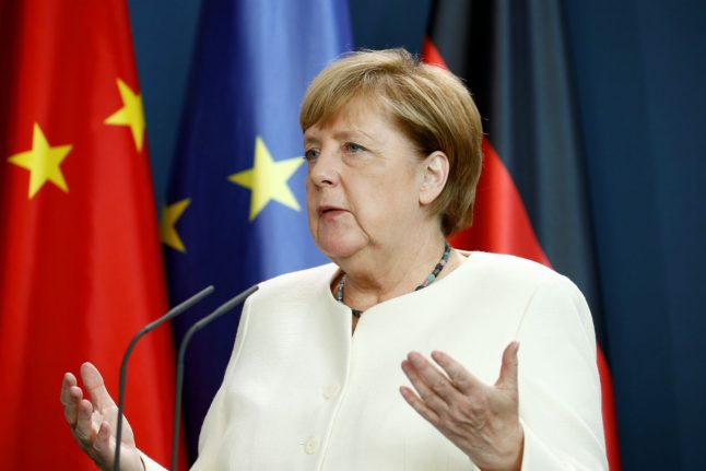 Merkel's Christian Democrats to elect new leader in December