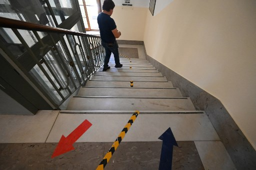 Covid-19: Italian schools report 13,000 positive cases among staff ahead of reopening